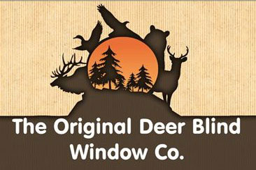 The Original Deer Blind Window Co., Logo