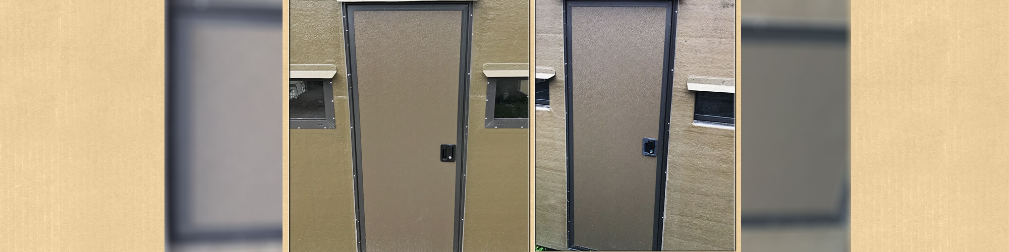 ideas stands from cheap a made windows my pvc shed blind ground for diy box deer hunting openable sale blinds plexiglass